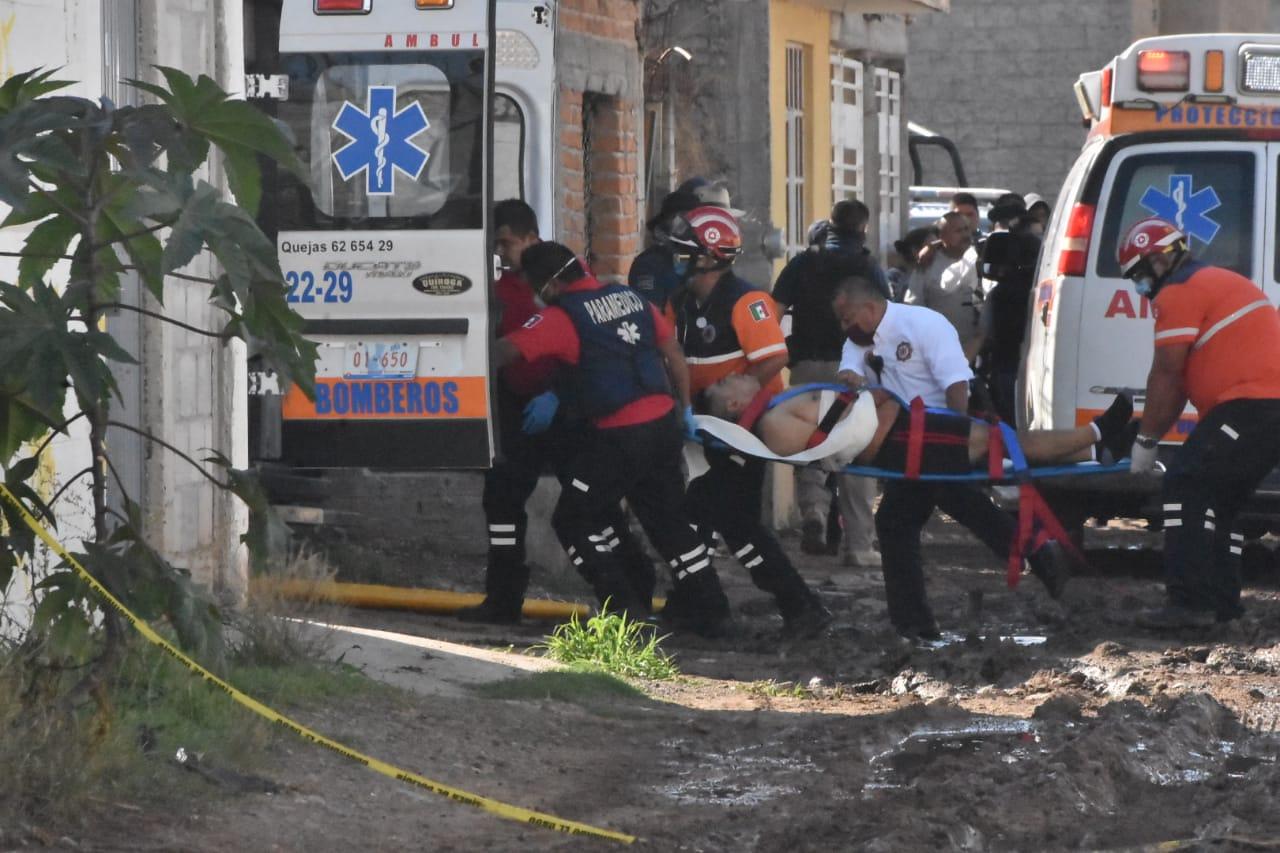 Sube a 28 el saldo de muertos en ataque de Sicarios a Anexo de Irapuato Guanajuato