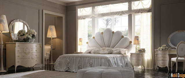 Mobila dormitor clasica italiana