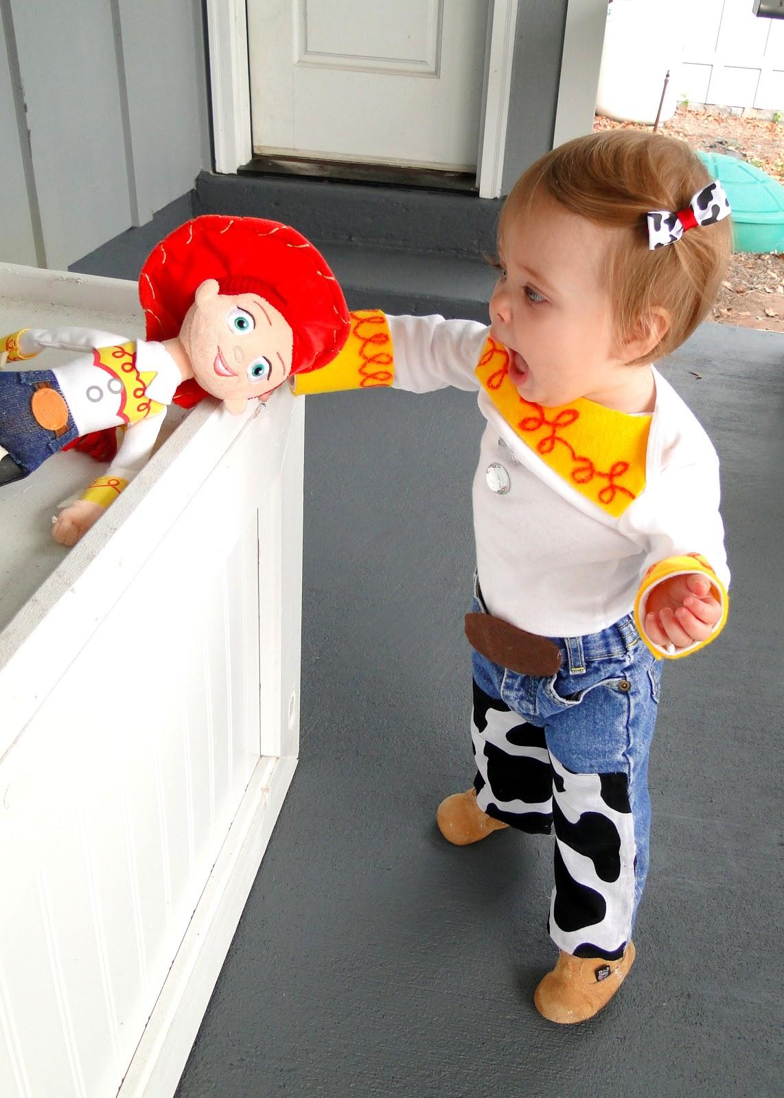 toy story halloween costumes jessie