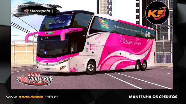 PARADISO G7 1600 LD - VIAÇÃO CLEBINHO TURISMO