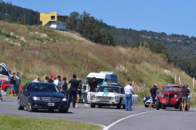 """El autódromo recibió la tercera """"Experiencia Fangio"""""""