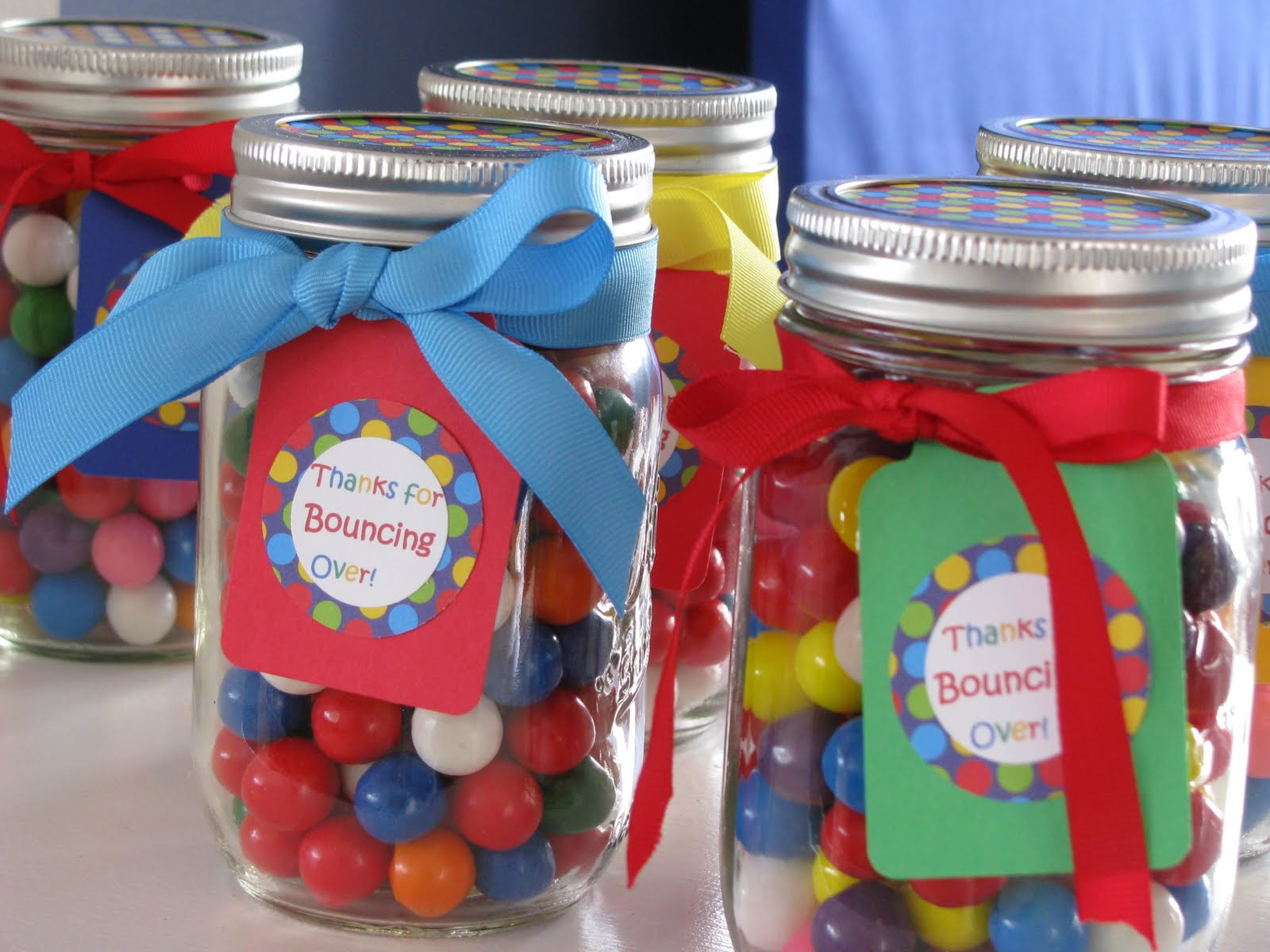 Picnic Party: 1st Birthday Party Favors