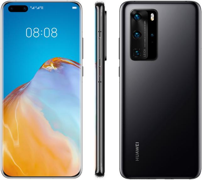 موبايل Huawei P40 Pro بسعر 3499 درهم امارتى على شرف دى جى الامارات