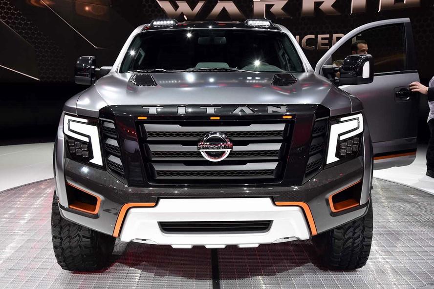 2018 Nissan An Warrior Xd Sel