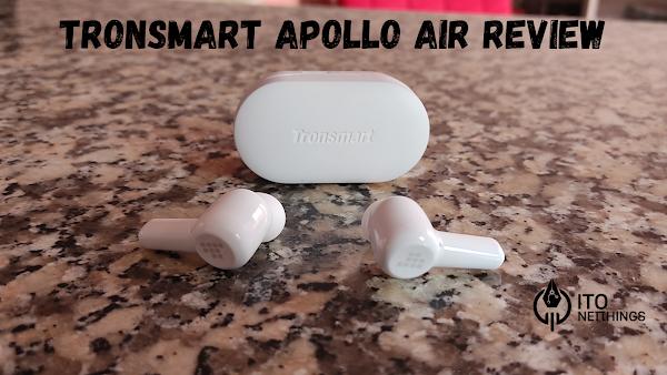 Tronsmart Apollo Air Review