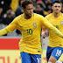 Brasil vai vencendo o Japão por 3 a 0 na França
