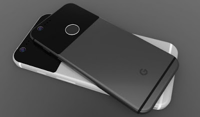 New Renders Showcase the Google Pixel