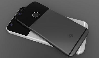 New Renders Showcase the Google Pixel