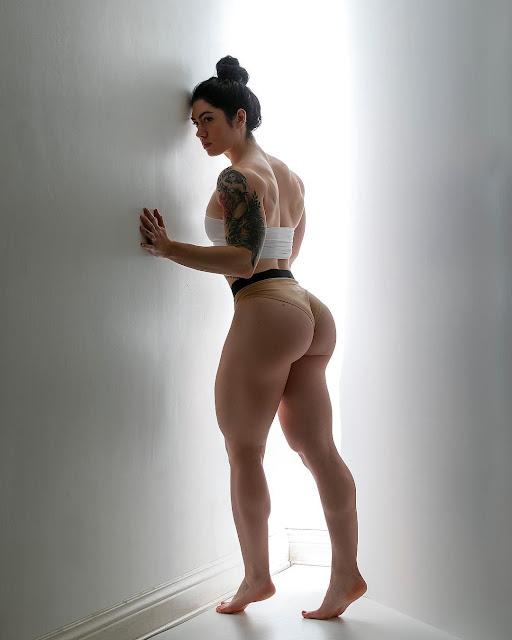 Natasha Aughey nude scene