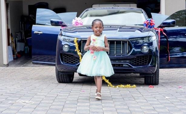 Prophet Shepherd Bushiri has announced that his daughter Israella Bushiri has passed away.