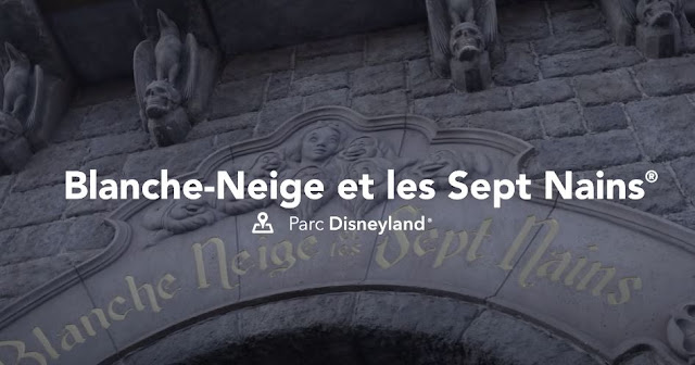 DisneyMagicMoments-ride-learn-Disneyland-Paris-blanche-neige-et-les-sept-nains, 迪士尼, 雪姑七友