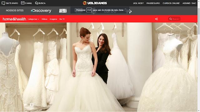 Programas Na Tv Sobre As Noivas Ajudam A Construir Sonhos