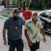 Belo estava gravando programa de Rodrigo Faro quando recebeu voz de prisão
