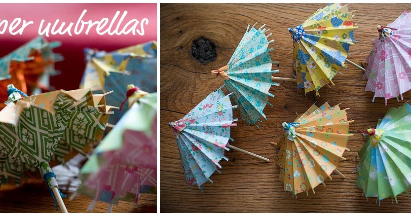 Origami Umbrella Tutorial – Origami Tutorials | 426x811