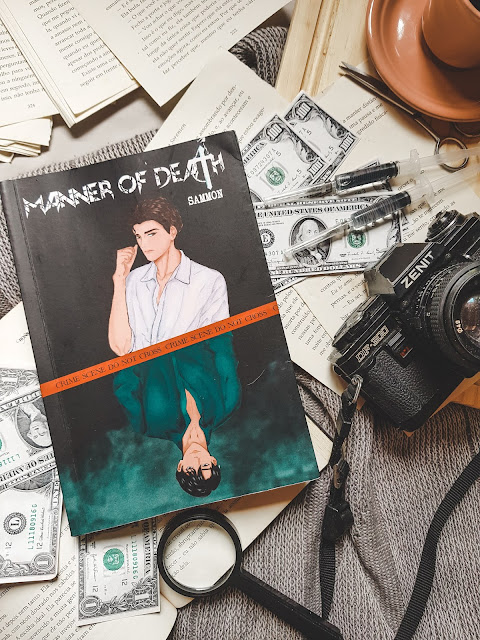 "RESENHA | ""MANNER OF DEATH"" de Sammon"