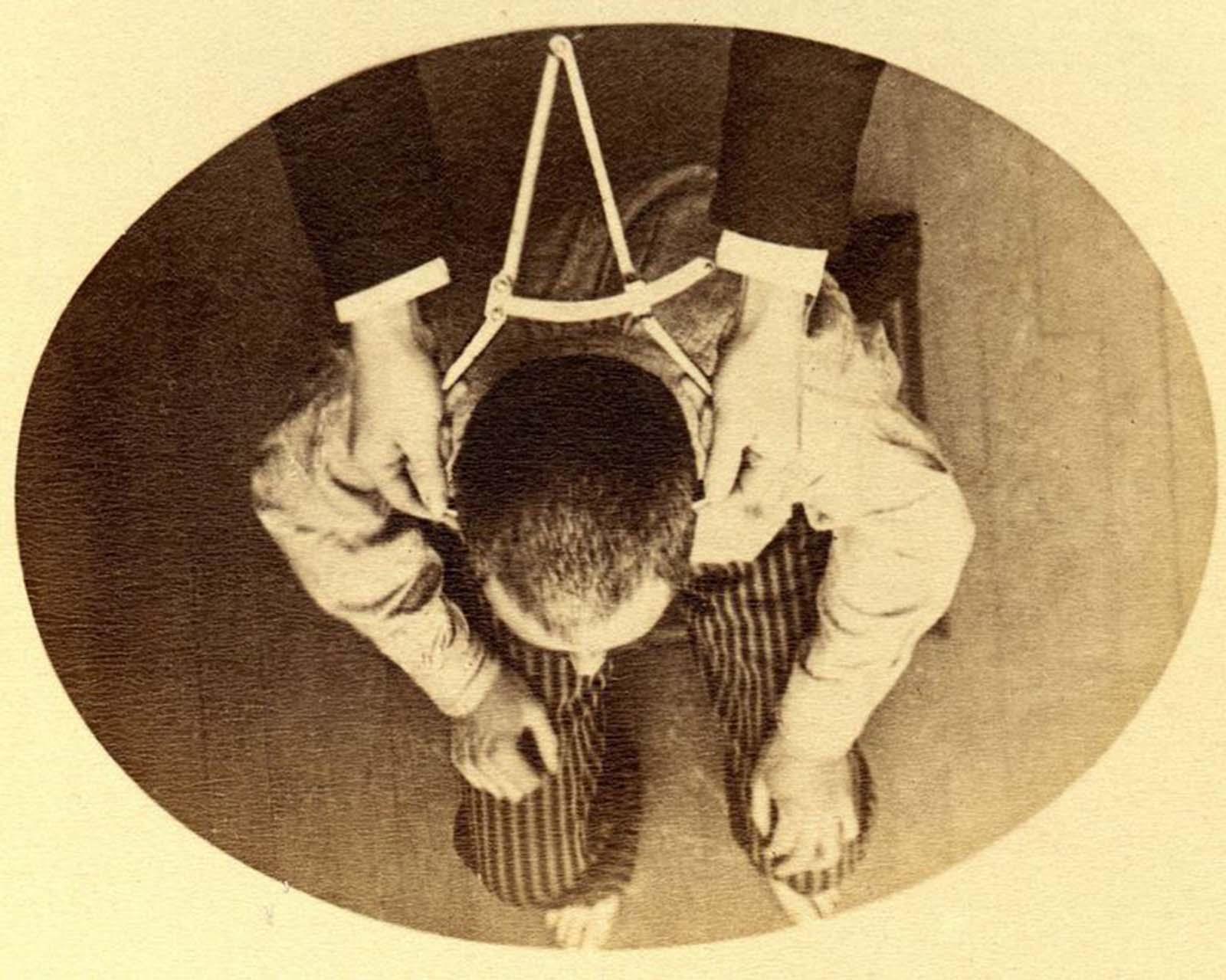 bertillon system rare photographs