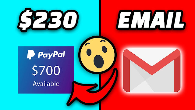 Earn $230 FOR FREE From Emails Make Money Online