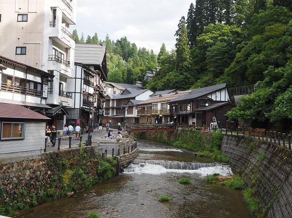 blog.maniera 2: 【山形】 夏の銀山温泉