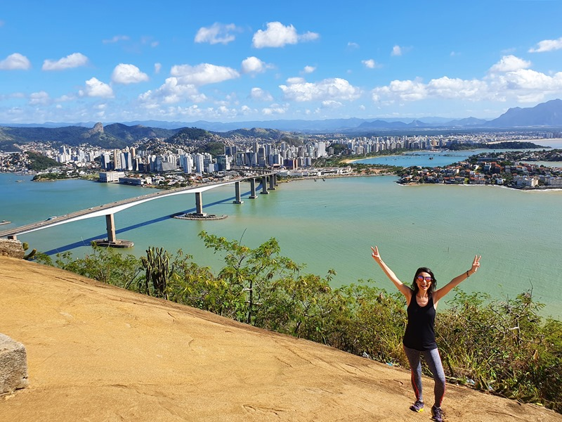 Morro do Moreno, Vila Velha - ES