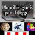 Blogger: plantillas responsive, descarga gratis