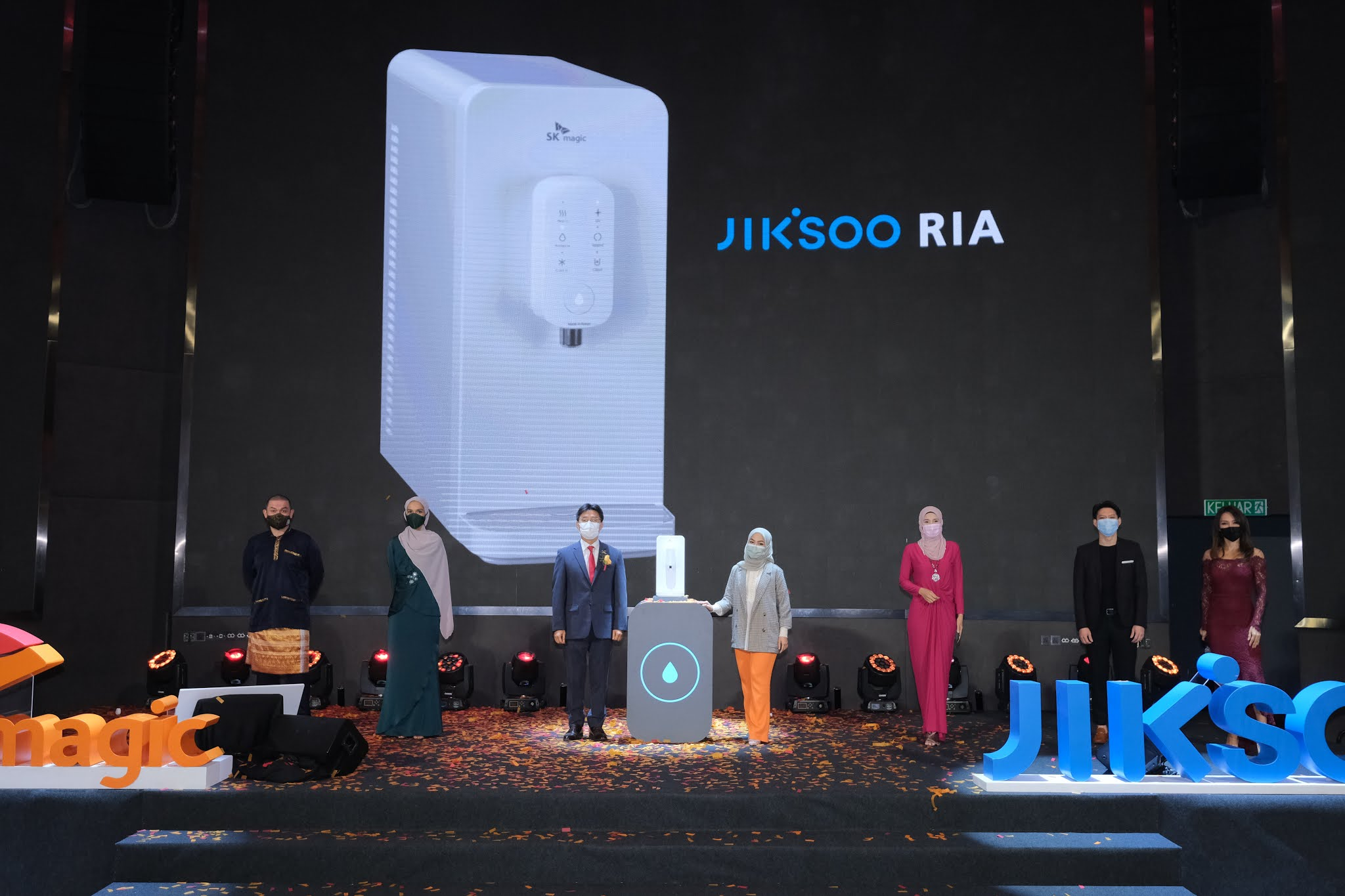 SK Magic Lancar Penapis Air Tanpa Tangki Terbaharu Yang Mampu Dimiliki Oleh Semua