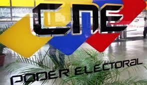 Hoy vence el lapso por el CNE para inscripciones a los postulados el 6D
