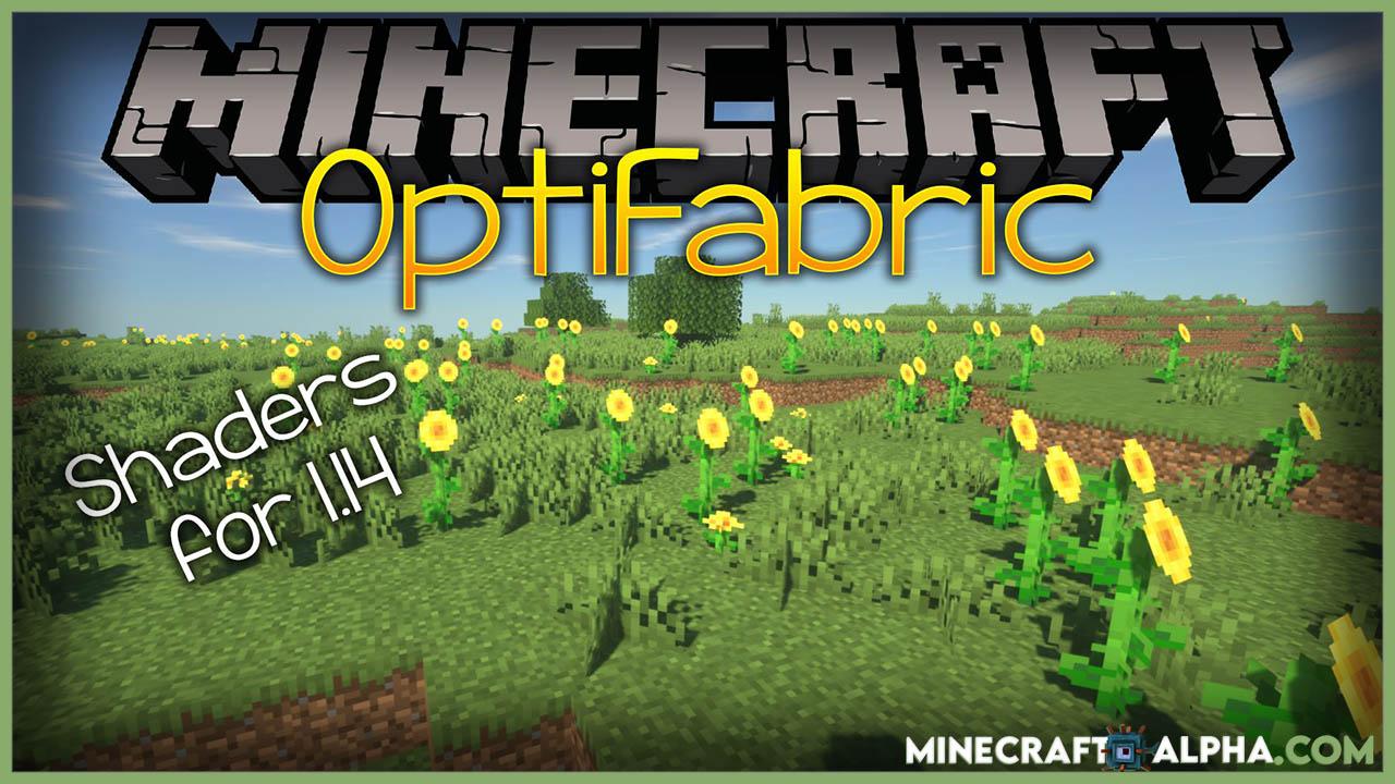Minecraft Optifabric Mod 1.17 (Run Optifine On the Fabric, Shaders)
