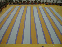 custom size hand-woven rug