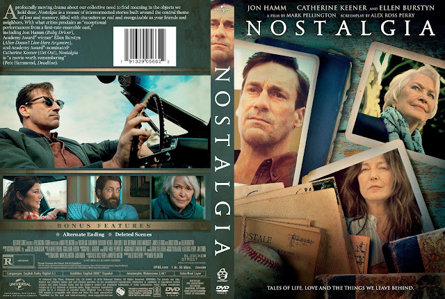 Nostalgia DVD Cover