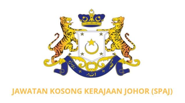 Jawatan Kosong Kerajaan Johor 2021