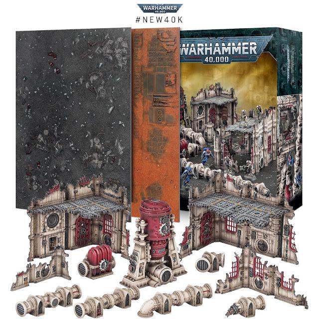 Expansión Campo de Batalla Warhammer 40,000