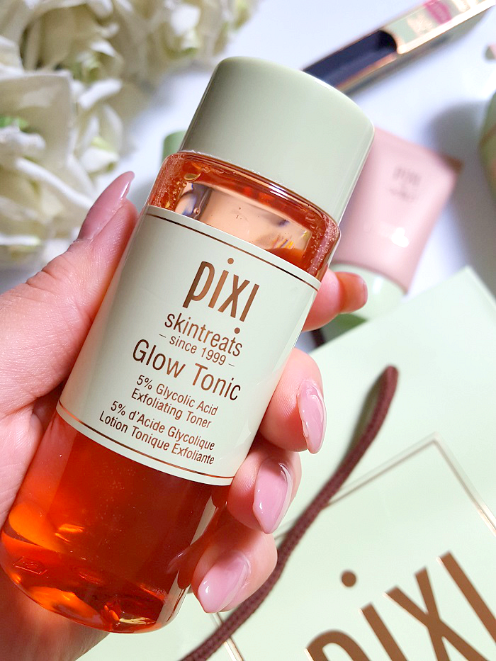 Review: pixi by Petra - Glow Tonic 5% Glycolic Acid Exfoliating Toner erfahrungen