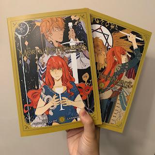 TMI graphic novels!