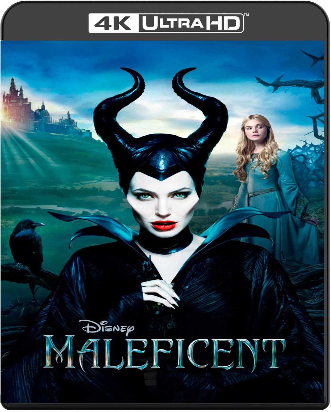 Maleficent [2014] [UHD] [2160p] [Latino]