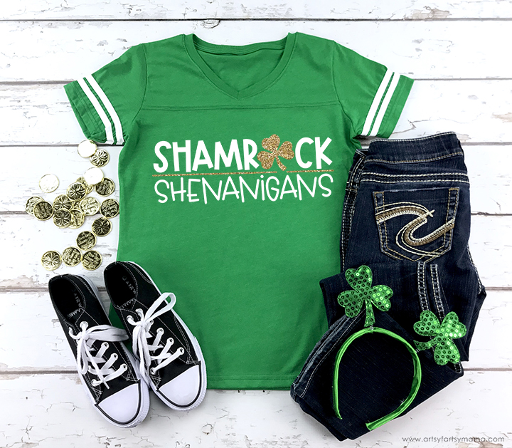 6f6ae9f8c St. Patrick's Day is such a fun holiday. Making leprechaun traps, cooking  up green-colored food, and wearing green festive shirts are all part of our  ...