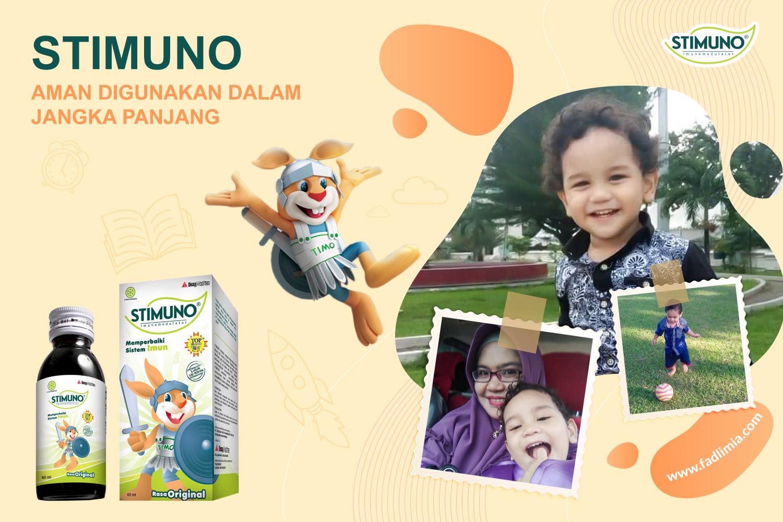 stimuno memperbaiki sistem imun anak