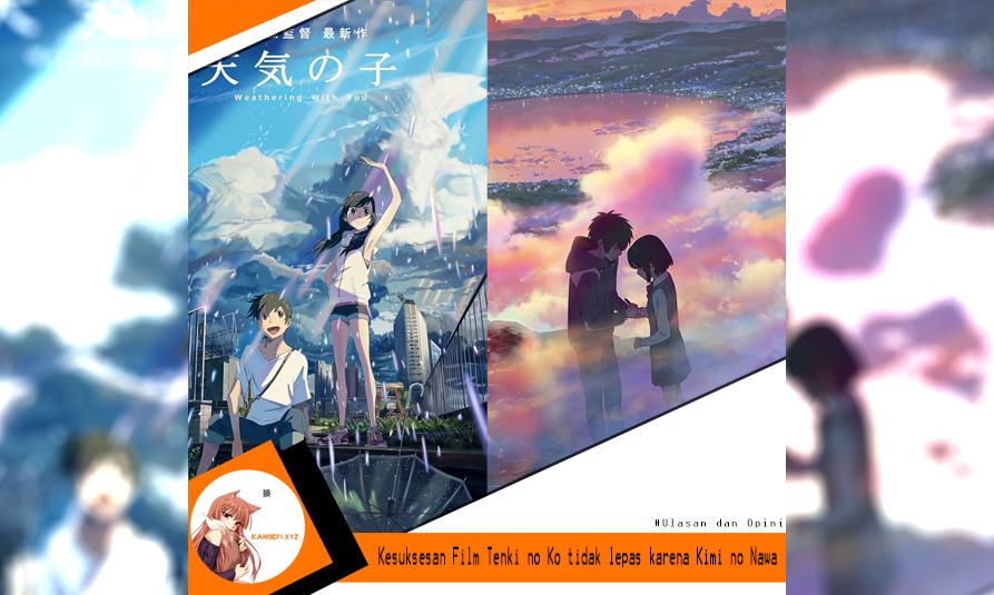 Review Anime Tenki no Ko