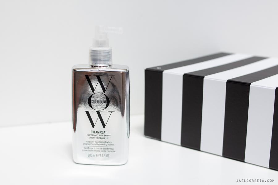 wow hair spray notino compras online jael correia