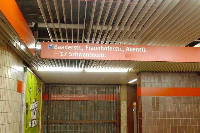 Munich Metro
