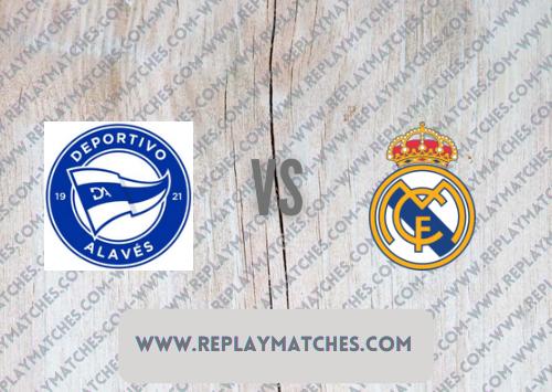 Alaves vs Real Madrid -Highlights 14 August 2021
