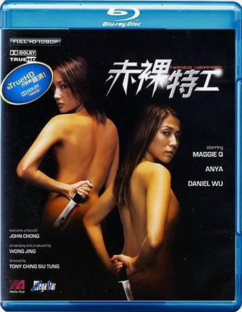 Naked Weapon 2002 Dual Audio Hindi 720p BluRay 700mb