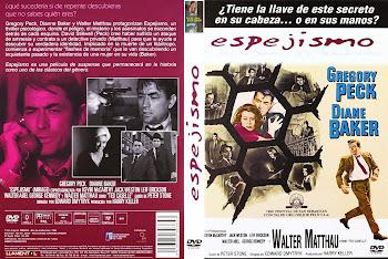 Carátula dvd: Espejismo (1965) (Mirage)