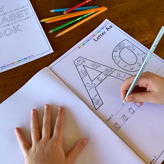 Alphabet Beginning Sounds Worksheets | you clever monkey
