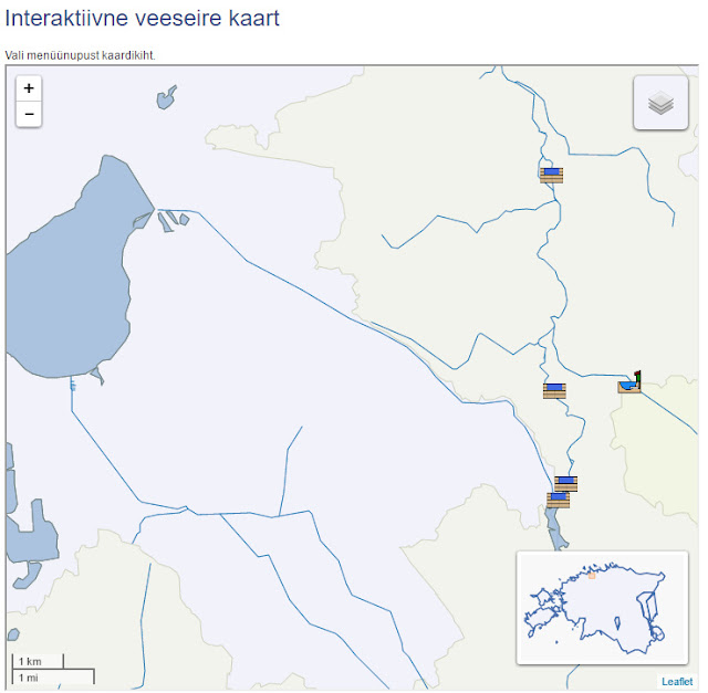 f7b5049e8ca Veeseire: Interaktiivne veeseire kaart