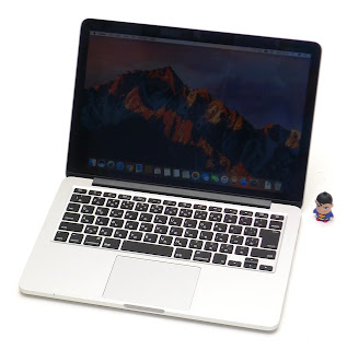 MacBook Pro Retina Core i5, 13-inch Late 2012 Bekas