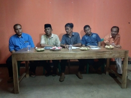 Rapat Reorganisasi RW 01 Desa Cindaga