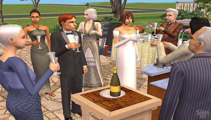 Download The Sims 2 Game For PC Highly Compressed