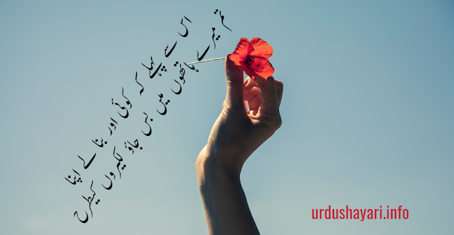 Love urdu shayari - best love poetry for whatsapp and fb status with images