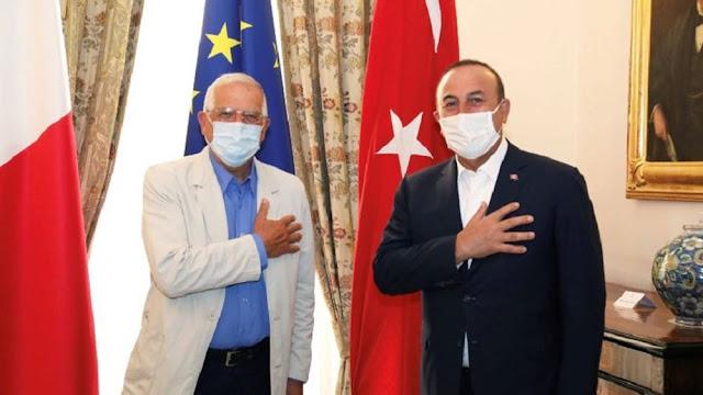 Μπορέλ: Προς το συμφέρον όλων οι καλές σχέσεις ΕΕ-Τουρκίας