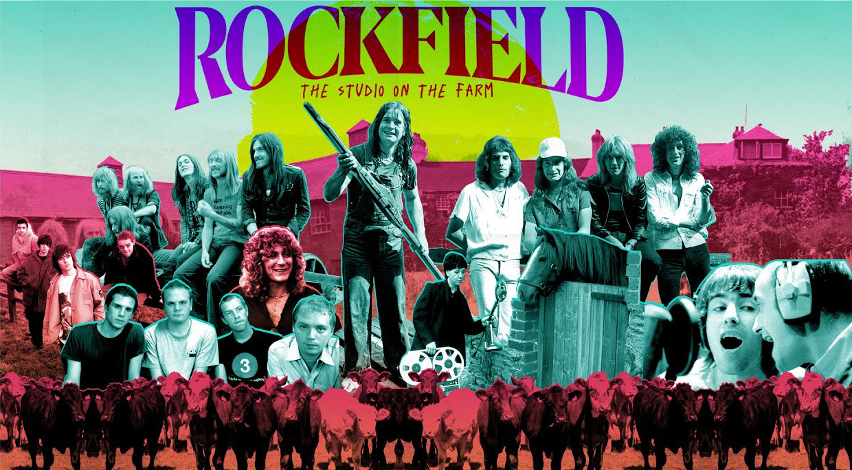 Rockfield, el documental con Black Sabbath, Oasis, Queen y Robert Plant